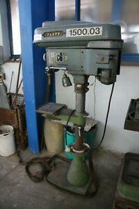 Säulenbohrmaschine FLOTT Typ:SB 15 S konvention funktional