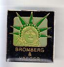 RARE PINS PIN'S .. TOURISME USA STATUE LIBERTE LIBERTY NEW YORK N.Y BROMBERG ~CK