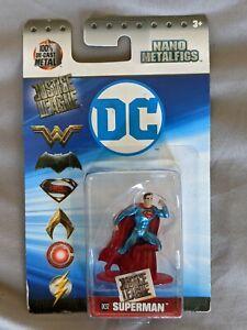 Superman Justice League (DC52) Nano MetalFigs DC Comics 2018 Action Figure
