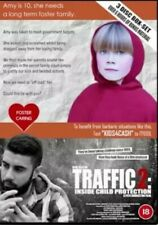 TRAFFIC 2 INSIDE CHILD PROTECTION 3x DVD 2017 ALL RGNS BBFC 18 ADOPTION SCANDAL