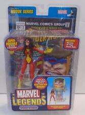 Marvel Legends: Spider-Woman Action Figure (2006) Toy Biz New Modok Series