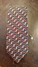 George Machado Zylos Black Brown Executive Designer Mens Necktie Free Shipping