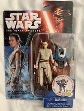 Hasbro Star Wars The Force Awakens 3.75-Inch Figure Snow Mission Rey Starkiller