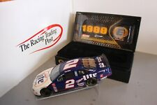 1999 Rusty Wallace Miller Lite 1/24 Action RCCA Elite Diecast