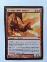 Scourge of the Throne NM/LP MTG Magic The Gathering
