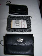 Lot Of Three Wallets  One Buxton New, One Esprit Used, One Fossil Used