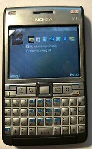 NEW Nokia E Series E61i (T-Mobile) Fast Shipping READ READ Description 2