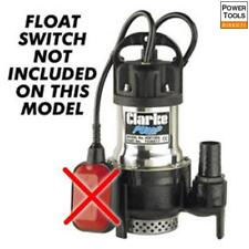 Clarke CSV4A Submersible Pump With Float Switch 7230604