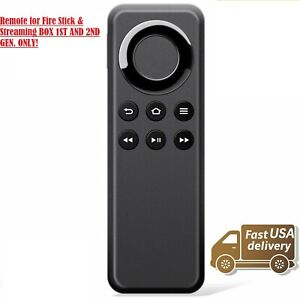 Replacement Remote Control for Amazon Fire TV Stick Box Player 1st Gen 2nd Gen