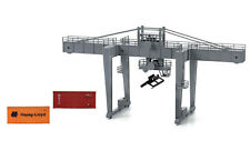 More details for lima expert hl8000 ho (1:87) gauge container crane with 2 containers
