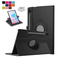 """360 Rotating Leather Case Cover For Samsung Galaxy Tab S6 10.5"""" SM-T860 /T865"""