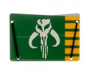 Star Wars Mandalorian Logo Card Holder