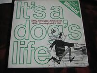 A VERY RARE 1972 WINALOT 33 1/3 RPM RECORD ITS A DOGS LIFE BY JOHNNY MORRIS
