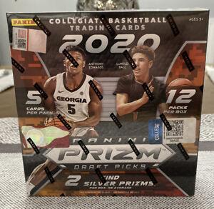 2020-21 Panini Prizm Draft Picks Basketball Mega Box Brand New Sealed