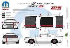 [FFSMC Productions] 1/43 Dodge Challenger SRT8 ACR SEMA Show Las Vegas 2011