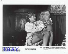 Ted Hamilton lifts Kristy McNichol VINTAGE Photo The Pirate Movie