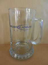 Single Budweiser Bud Light Beer Mug