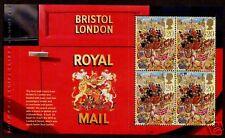 Gran Bretaña 2009 tesoros del archivo Fine Used.