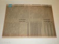 Microfiche Catalogo Ricambi Toyota Carina Ɛ Stand 08/1993