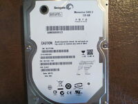 "Seagate ST9120822AS 9S1133-151 FW:3.ALE WU 120gb 2.5"" Sata Hard Drive"