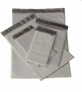 Poly Bubble Mailer Combo Pack for Book Sellers:  #0, #2, #4, #5, #7 Free Ship