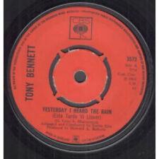Tony Bennett New Age & Easy Listening Single Vinyl Records
