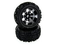"""Redcat Racing 20126 Wheel Complete, 2 Pieces (2.8"""") 12mm Hex for Volcano Models"""