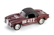 BRUMM R186 LANCIA B24 SPIDER diecast model racing car Mille Miglia 1955 1:43
