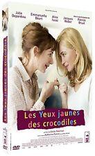 DVD *** LES YEUX JAUNES DES CROCODILES ***  ( neuf sous blister )