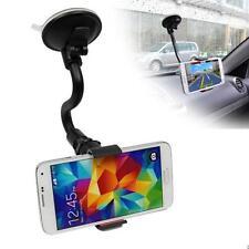 For iPhone 4/5/6 SAMSUNG CAR MOUNT WINDOW CRADLE DOCK WINDSHIELD SUCTION HOLDER