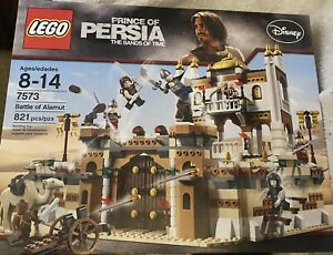 NIB Lego 7573 Battle of Alamut / Prince of Persia: Sands of Time - Camel Castle