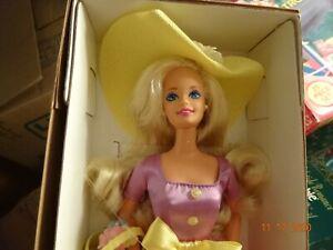 Barbie SPRING BLOSSOM , nrfb #15201, Avon Exclusive,Spec Ed. 1995