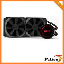 NZXT Kraken X52 240mm Liquid Cooler RGB CPU Fan Intel 2066 1155 1151 1150 AMD