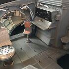 Star Wars Legacy Millennium Falcon Interior Playset for Custom Diorama BMF Bay