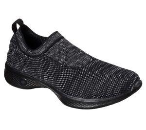 Skechers Women's 3 Colors Performance Go Walk 4-Assure Walking Sneake14923