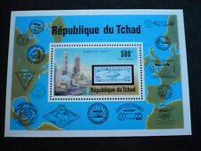 Stamps - Chad - Anniversary of flight - Scott# C210