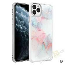Marble Phone Case Cover For iPhone Samsung Huawei OnePlus ETC 106-5