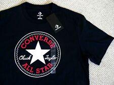 Genuine MEDIUM CONVERSE Black Star Chuck Taylor Mens T Shirt NEW TAGS
