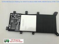New Genuine C21N1408 Battery for ASUS VivoBook 4000 V555L MX555 Series 37Wh 7.6V