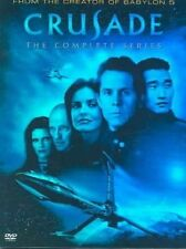 Crusade Complete Series 0085393972028 With Gary Cole DVD Region 1