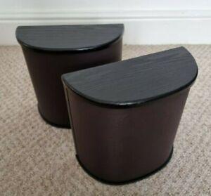 Monitor Audio Bronze BR-FX rear/side surround speakers (black finish)