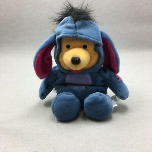 Winnie The Pooh Plush Stuffed Animal Toy Walt Disney Eeyore Costume