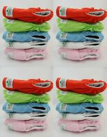 Nappies Cloth New Reusable Bamboo EcoFriendly Baby Nappy Diaper One Size 20 pack