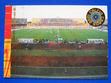 CALCIO CARDS 2001 - PANINI - N. 9 - STADIO VIA DEL MARE - LECCE - new