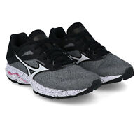Mizuno Womens Wave Rider 23 Running Shoes Trainers Sneakers - Grey Sports