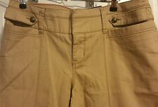 Lane Bryant 18 Plus Tan Jeans/Pants NWT