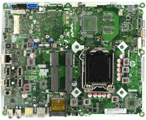 HP Pavllion 23 Motherboard 724292-001 with Intel Core i3-3240 CPU
