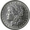 1878-P 7/8TF Morgan Silver Dollar Brilliant Uncirculated - BU