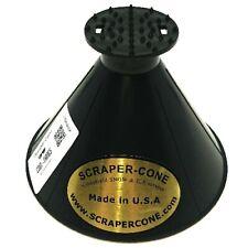 Eiskratzer Scraper Cone Ice scaper platin schwarz black