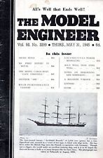 May The Model Engineer Weekly Craft Magazines
